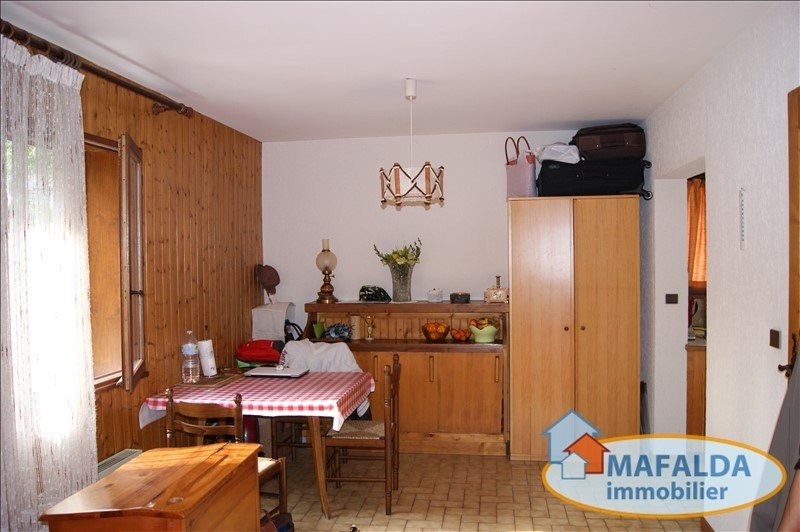 Sale apartment Mont saxonnex 59 900€ - Picture 1