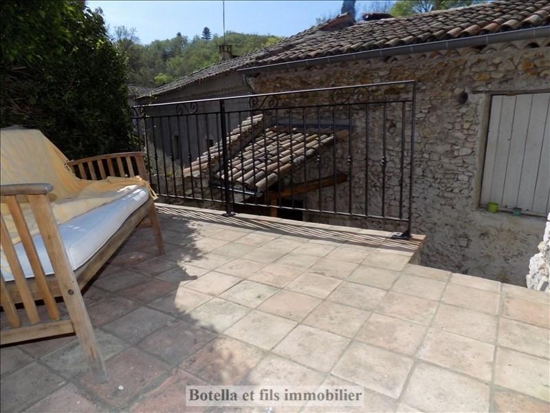 Vente maison / villa Barjac 178000€ - Photo 6