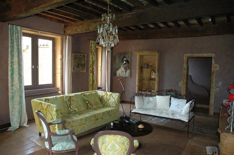 Vente de prestige maison / villa Villefranche sur saone 699000€ - Photo 1