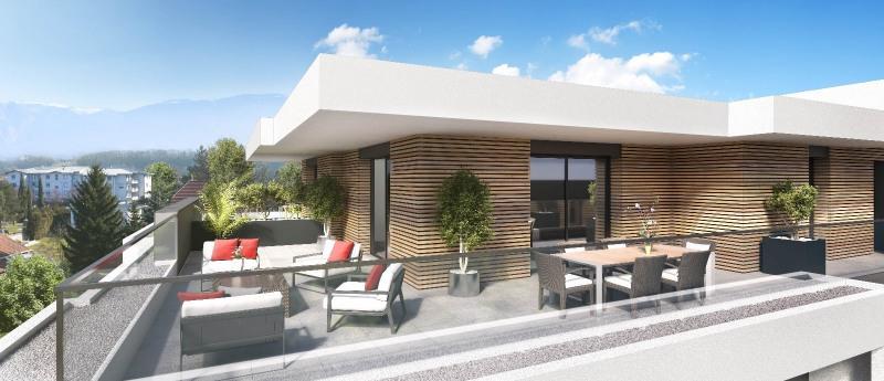 Vente de prestige appartement St julien en genevois 730000€ - Photo 1