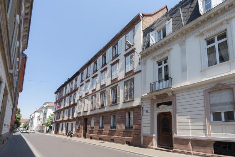 Vermietung von ferienwohnung wohnung Strasbourg 510€ - Fotografie 12