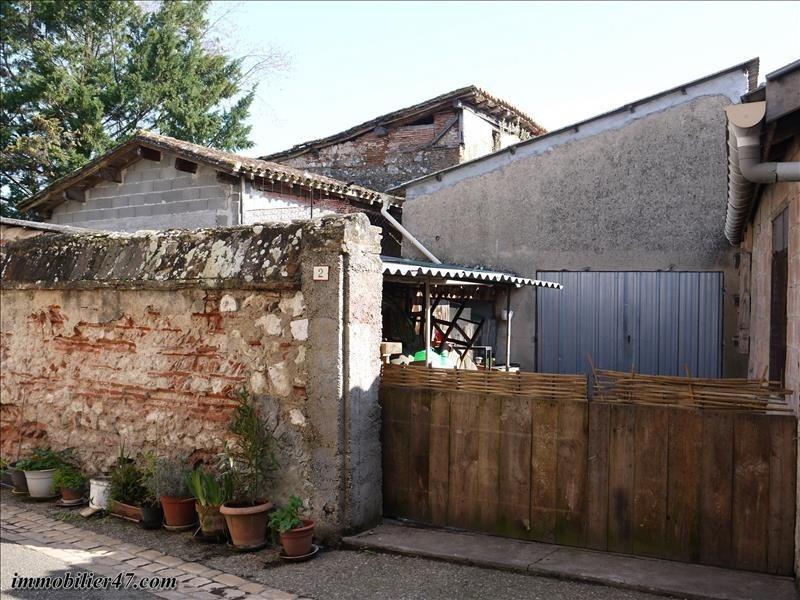 Vente immeuble Castelmoron sur lot 58800€ - Photo 12