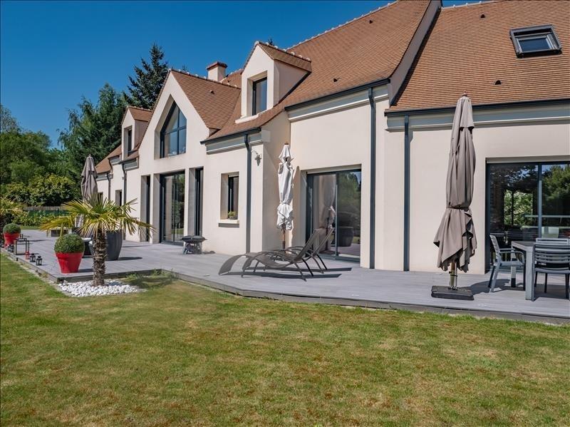 Vente de prestige maison / villa Saint-nom la breteche 1495000€ - Photo 2