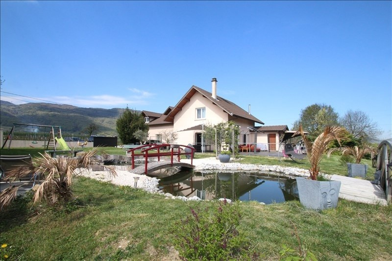 Vente maison / villa Myans 336 000€ - Photo 1