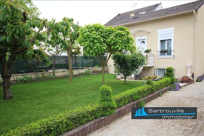 Venta  casa Sartrouville 325000€ - Fotografía 1