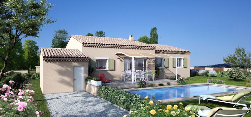 """Modèle de maison  """"Magnifique villa de 90m²"""" à partir de 5 pièces Vaucluse par MAISON DIRECT ST PAUL TROIS CHATEAUX"""