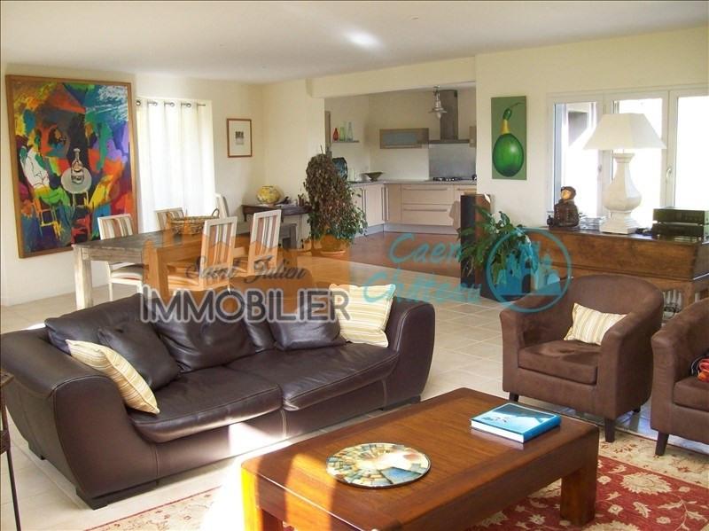 Vente maison / villa St come de fresne 486300€ - Photo 3