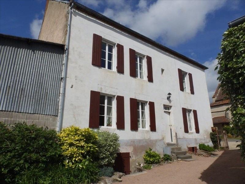 Vente maison / villa Bresnay 107000€ - Photo 1