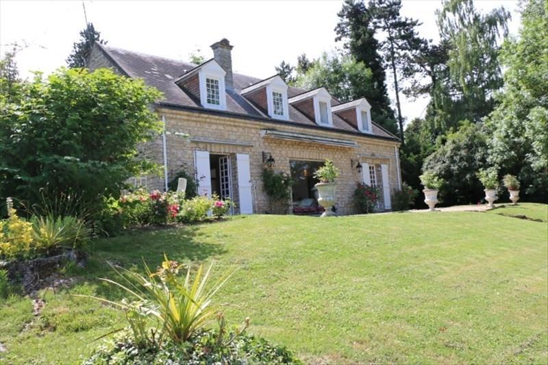 Vente de prestige maison / villa St nom la breteche 1494000€ - Photo 1