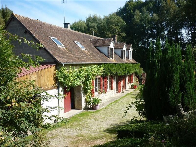 Vente maison / villa Mortagne au perche 137000€ - Photo 1