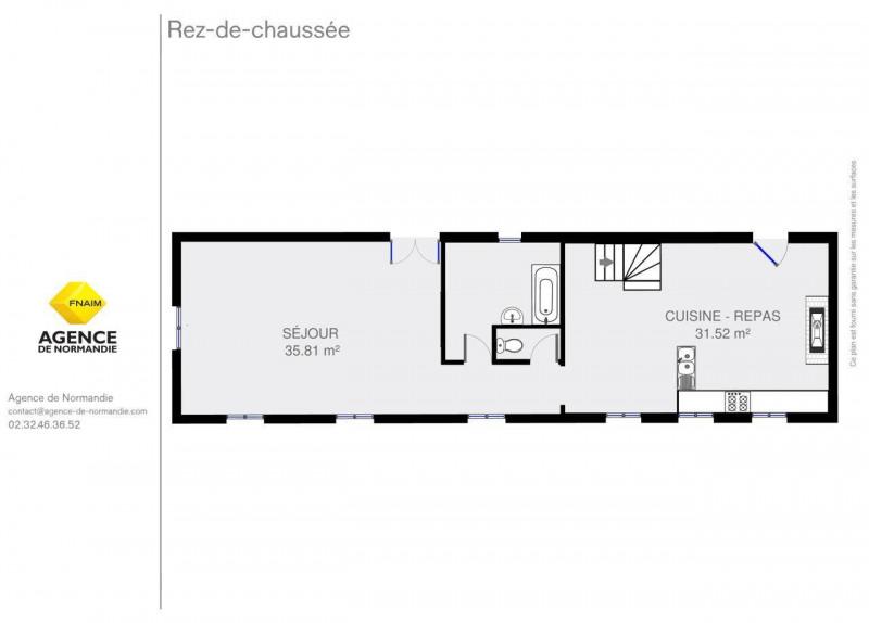 Sale house / villa Montreuil-l'argille 107000€ - Picture 3