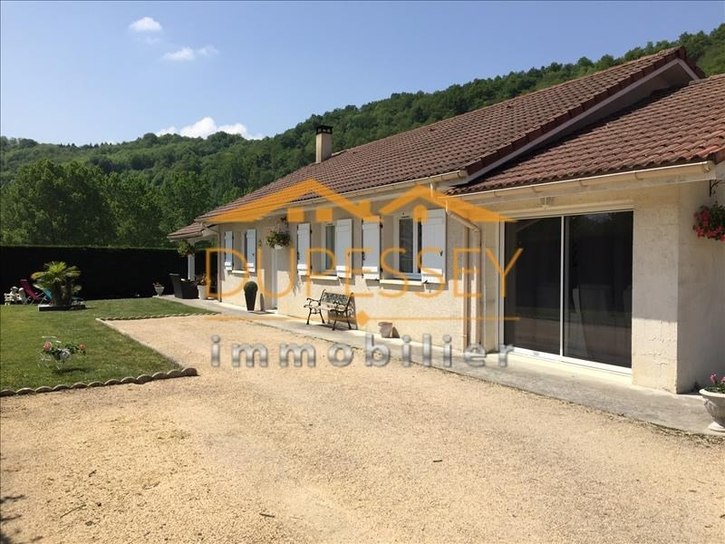 Sale house / villa Velanne 210000€ - Picture 1