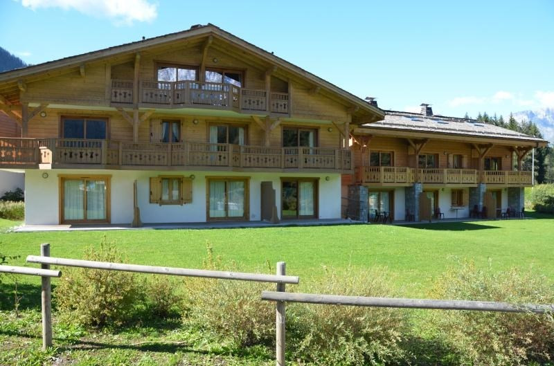 Vente appartement Les houches 200 000€ - Photo 1