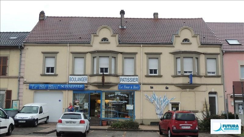 Sale building Carling 256 800€ - Picture 1