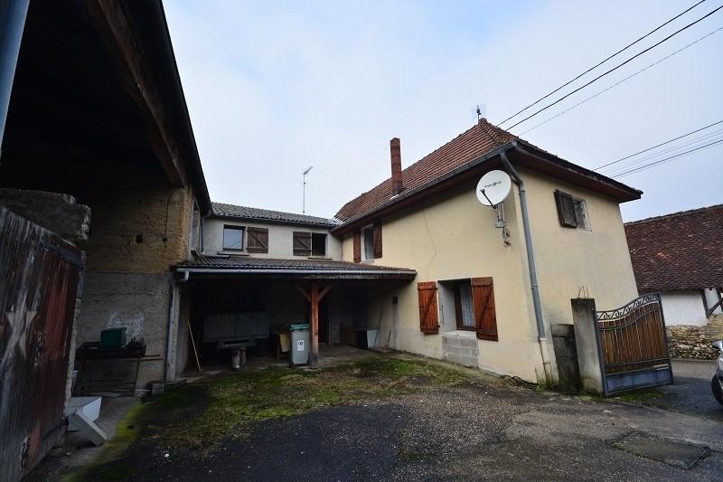 Vente maison / villa Vasselin 99000€ - Photo 2