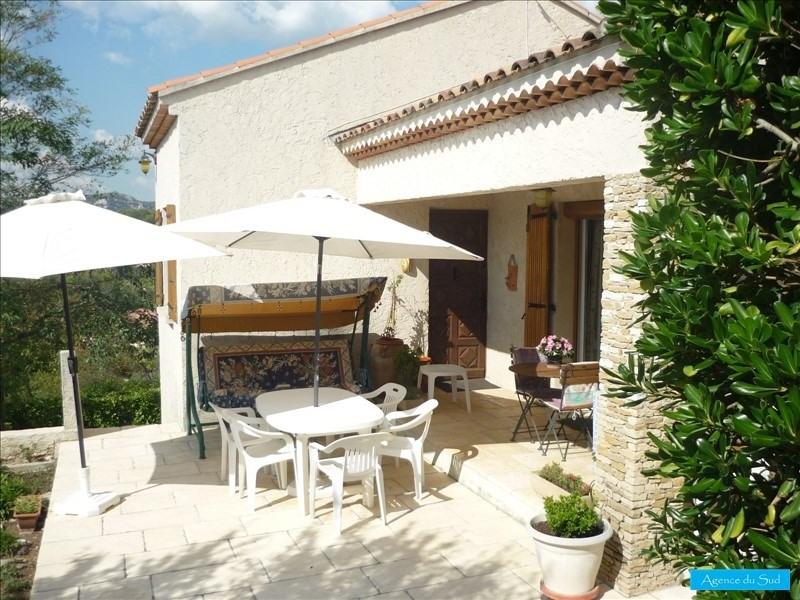 Vente maison / villa La bouilladisse 389000€ - Photo 1
