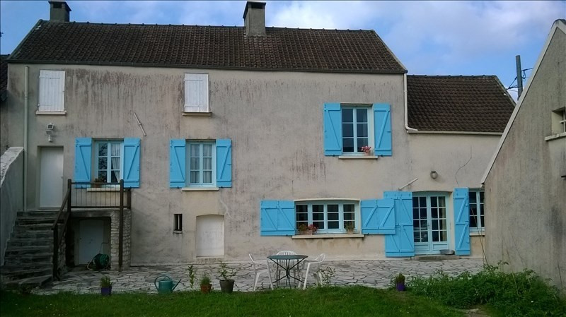 Sale house / villa Villers en arthies 244000€ - Picture 1