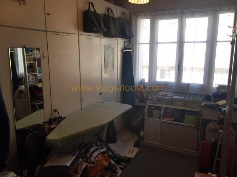 Vendita nell' vitalizio di vita appartamento Nice 99900€ - Fotografia 3