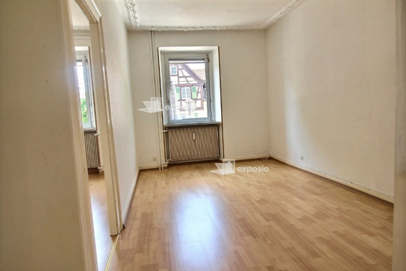 Rental apartment Strasbourg 580€ CC - Picture 1