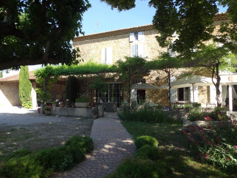 Vente de prestige maison / villa Althen des paluds 867000€ - Photo 8