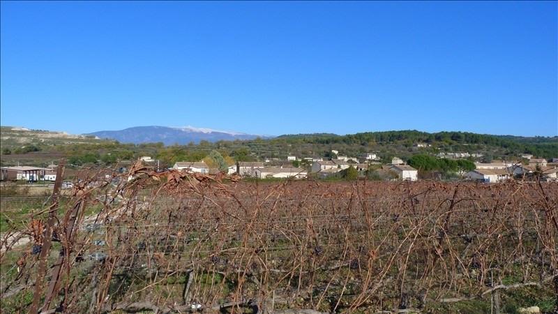 Sale site Malemort du comtat 93000€ - Picture 2