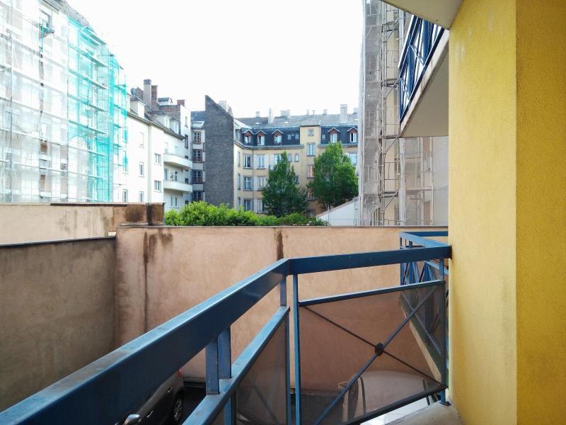 Verhuren  appartement Strasbourg 460€ CC - Foto 5