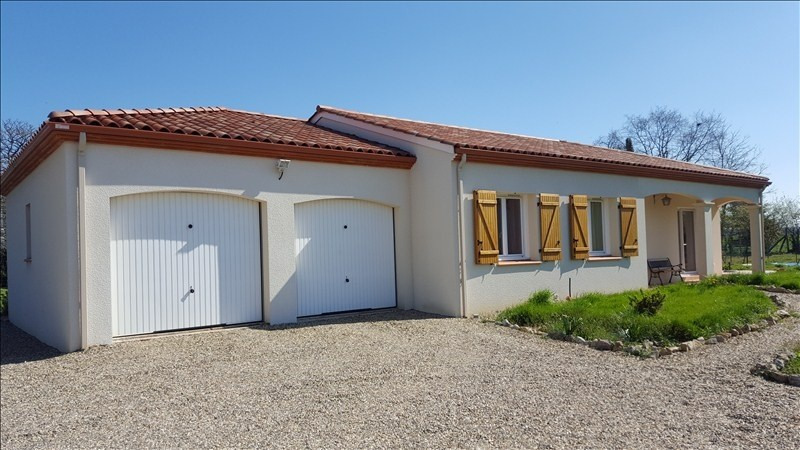 Sale house / villa St sixte 199 500€ - Picture 1