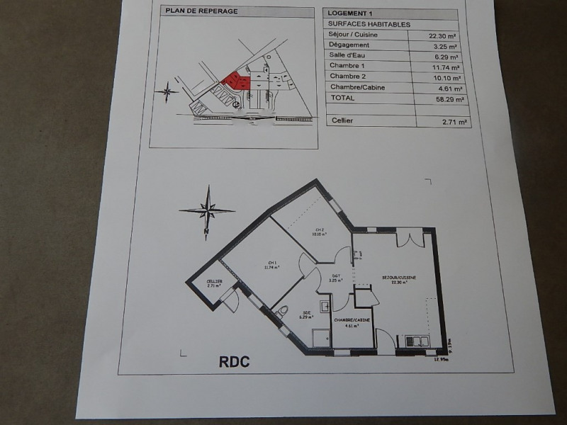 Sale house / villa Meschers sur gironde 165500€ - Picture 2