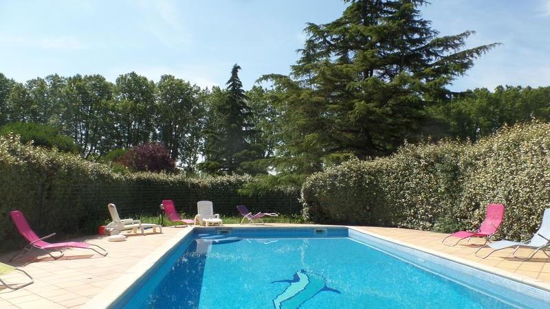 Vente maison / villa Lamotte-du-rhône 375000€ - Photo 9