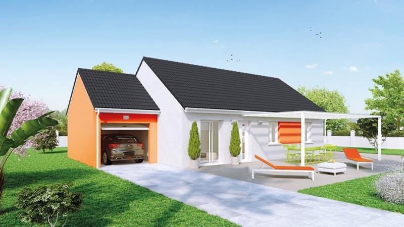Maison  4 pièces + Terrain 885 m² Seurre par Crea Concept Chalon