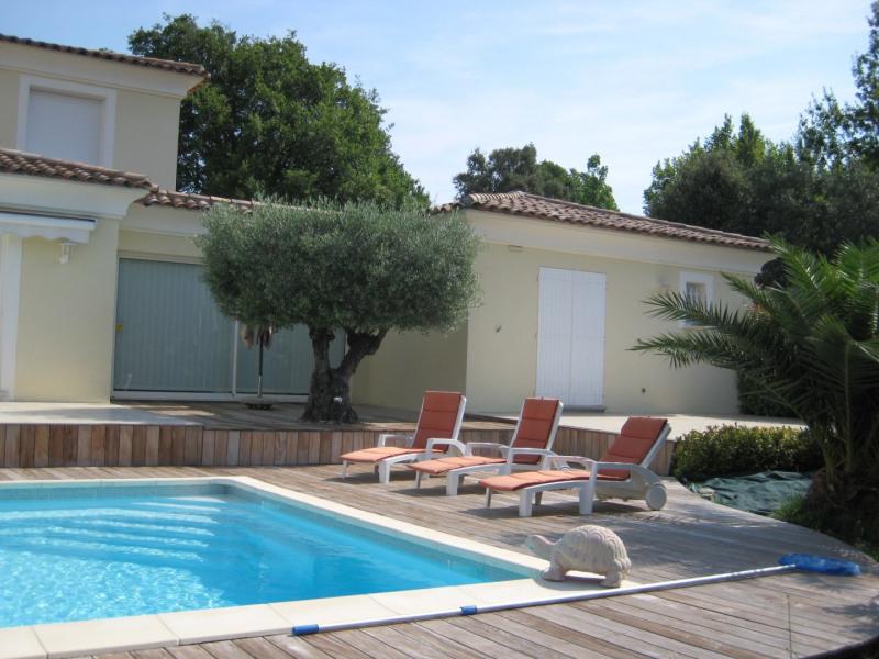 Vente de prestige maison / villa Bagnols en forêt 680000€ - Photo 2