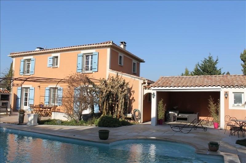 Vente maison / villa Sarrians 382500€ - Photo 1