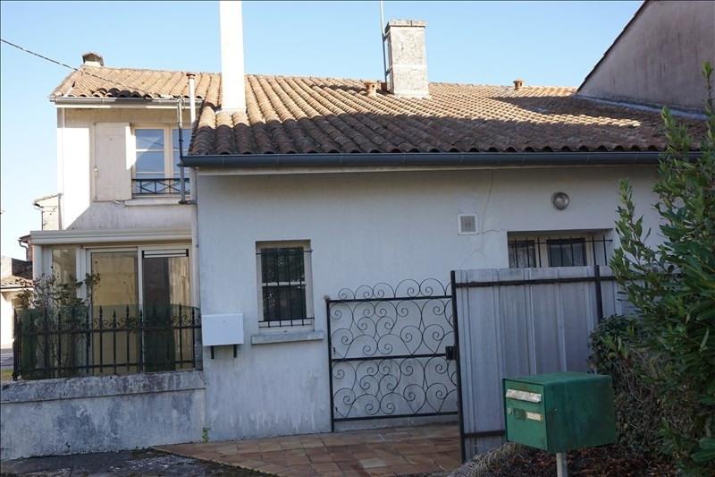 Vente maison / villa Cavignac 137500€ - Photo 1