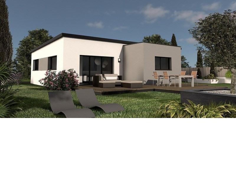 Maison  4 pièces + Terrain 550 m² Vernet par TRECOBAT