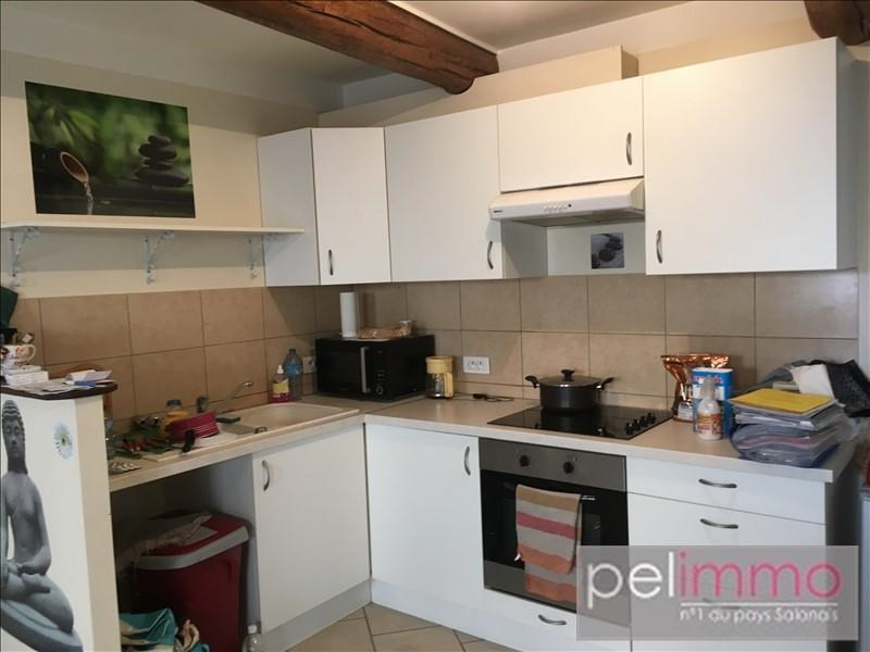 Rental apartment St chamas 540€ CC - Picture 4