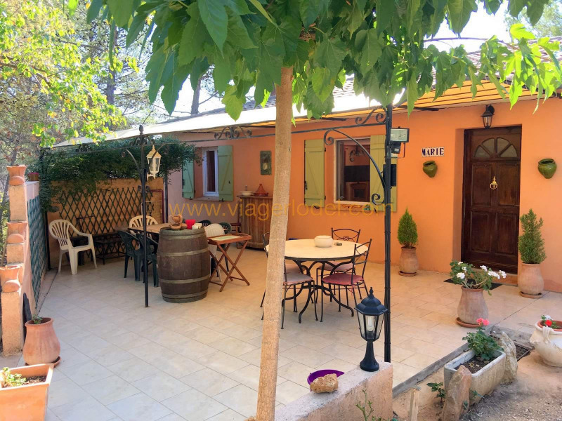 Vendita nell' vitalizio di vita casa Le val 335000€ - Fotografia 2