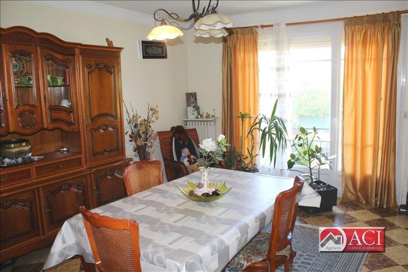 Sale house / villa Montmagny 304500€ - Picture 5