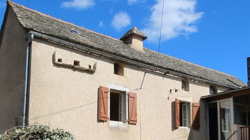 Sale house / villa Saint andré de najac 85 000€ - Picture 2