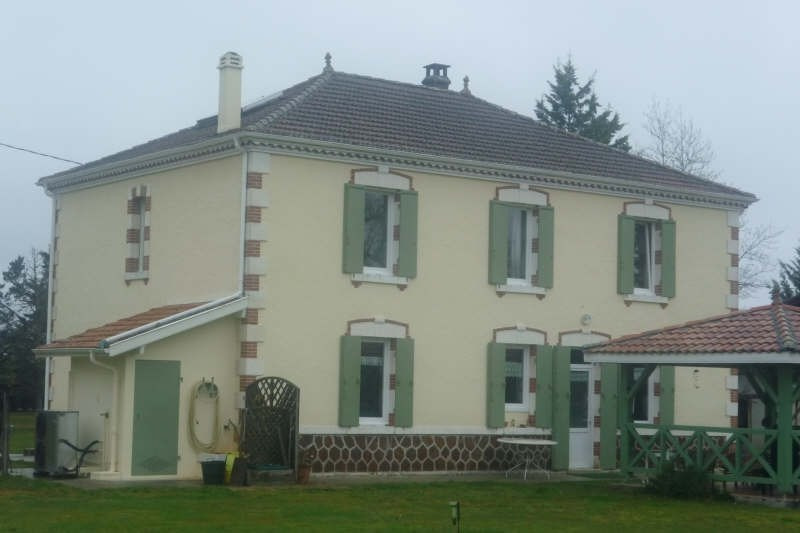 Sale house / villa Trensacq 370 000€ - Picture 1