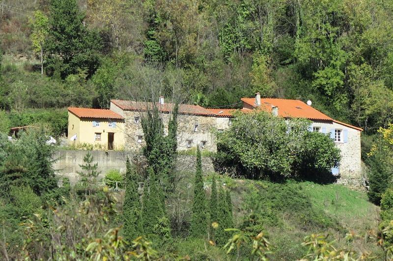 Sale house / villa Vallespir 548000€ - Picture 1