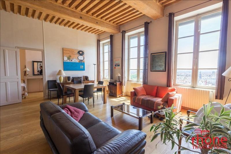Vente de prestige appartement Lyon 1er 588 000€ - Photo 3