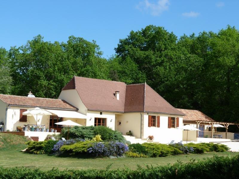 Sale house / villa Meyrals 369000€ - Picture 2