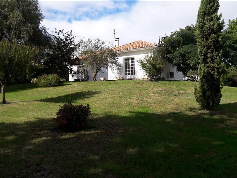 Vente maison / villa Langon 280600€ - Photo 1