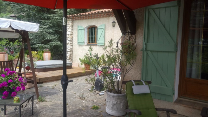 Sale house / villa Tourtour 449 000€ - Picture 6