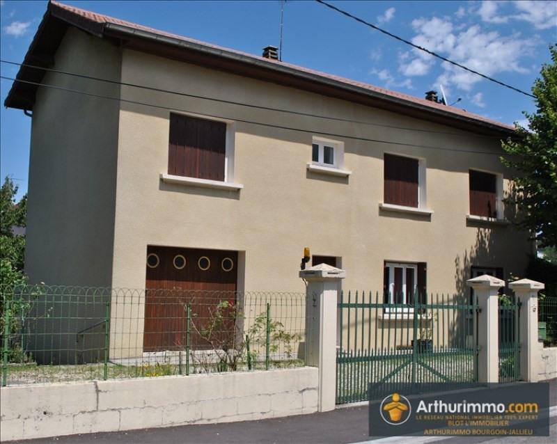 Vente maison / villa Bourgoin jallieu 240000€ - Photo 1