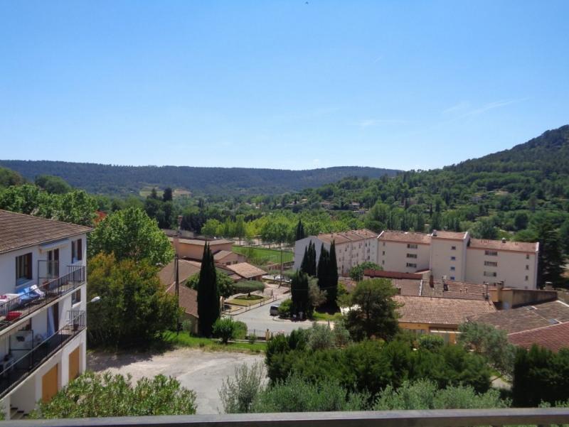 Vente appartement Salernes 117100€ - Photo 1