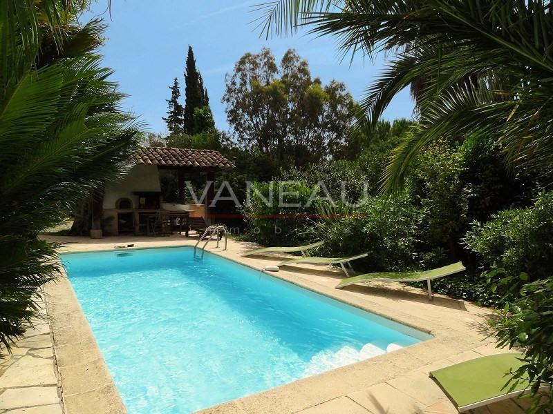 Vente de prestige maison / villa Antibes 1030000€ - Photo 1