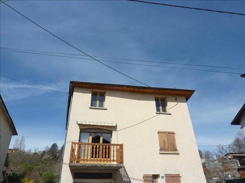 Vente maison / villa Beaurepaire 126000€ - Photo 2