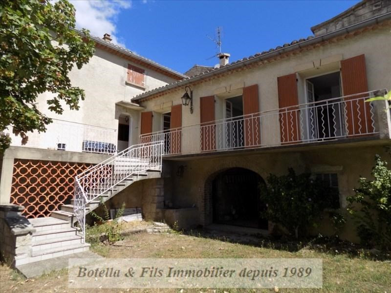 Vendita casa Barjac 205000€ - Fotografia 1