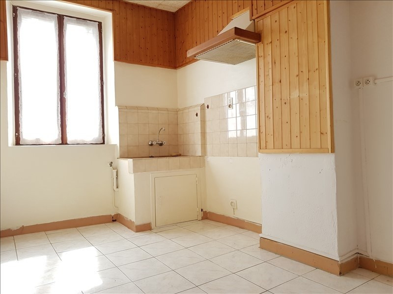 Sale apartment Nantua 38 000€ - Picture 3